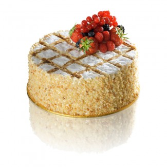 Rounded Mille Feuilles