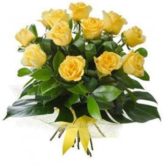 Dozen of Yellow Roses