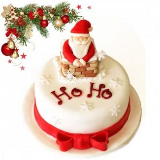 HoHoHo Cake