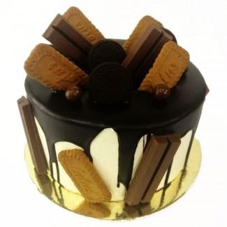 Kitkat Filling Cake
