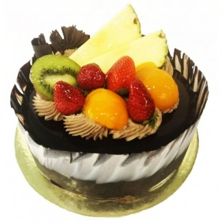 The Best Foret Noire Cake