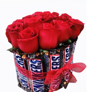 Snickers Chocolate Of Love