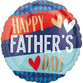 Happy Father's Day Balloon