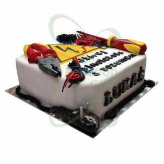 Electrical Engineering Special Cake