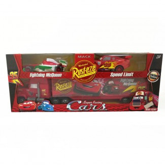 McQueen Red Truck Toy