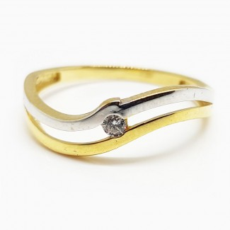 The Classy Gold Ring