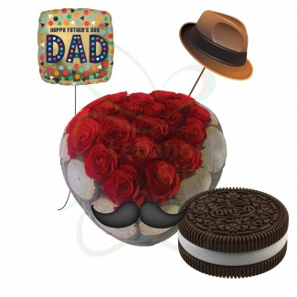 Dad's Oreo Cookie