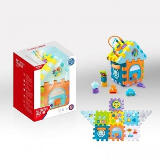 Baby Activity House Toy