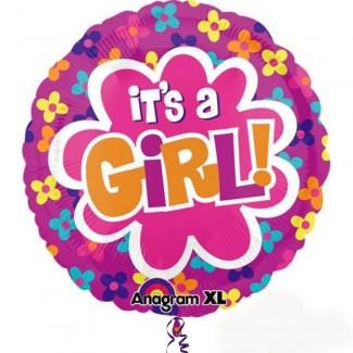 Its a Girl Balloon