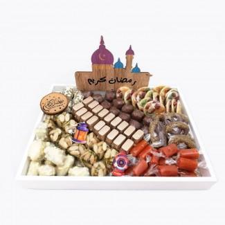 Ramadan delightful Tray