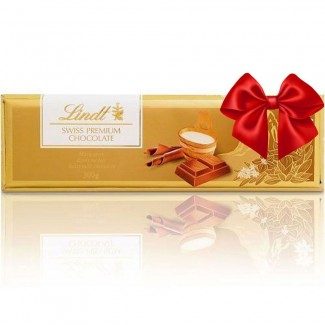 Chocolate Lindt Swiss Gold Milk