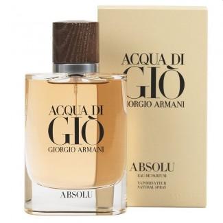 acqua of gio absolu