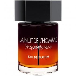 La nuit de homme Yves Saint Laurent Eau de toilette