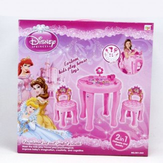 Disney Princesses Kids Play House Set Toy