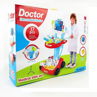 Doctor Medical Play Set Toy
