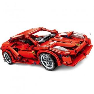 Ferrari Block Set Car Toy