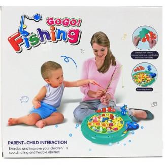 GOGO Fishing Toy