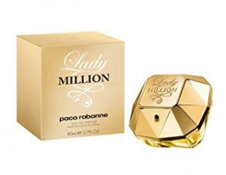 Lady Million Paco Rababan