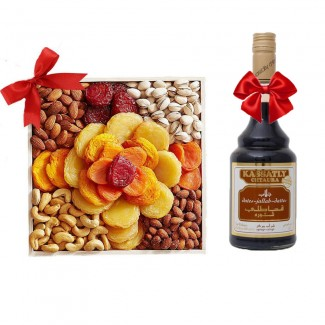 Ramadan Dried Fruits and Jallab