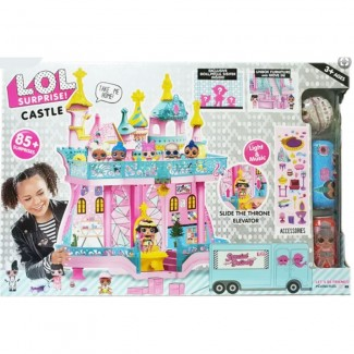 LOL Surprise CASTLE Toy
