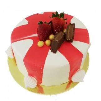 Mars Filling Cake