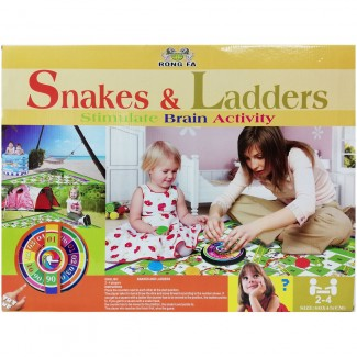 Snakes and Ladders Toy