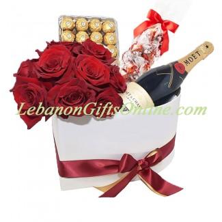 Valentine Quatro Package