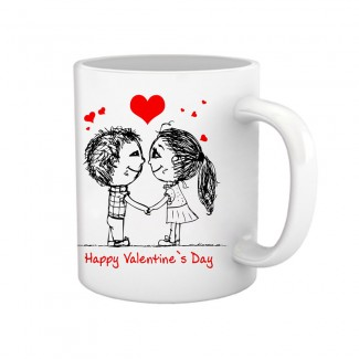 You and I Love Mug