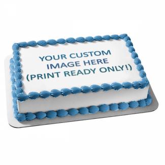 Print On A Cake