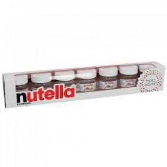 NUTELLA Hello World 7 Mini Jars