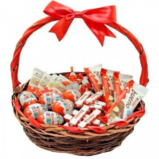 Big Kinder Selection Basket