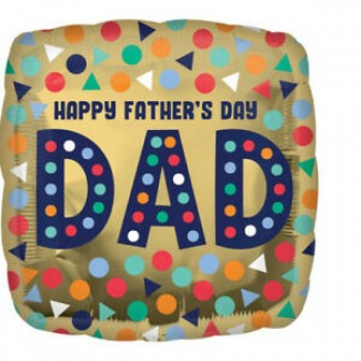 Dad's Foil Balloon