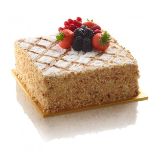 Mille Feuilles Cake