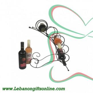 Ferforje Wine Stand