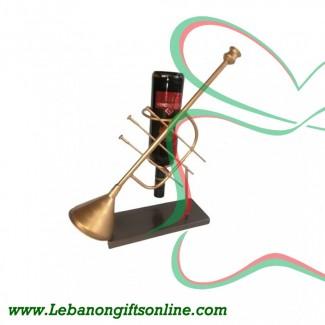 Trumpet Wine Stand