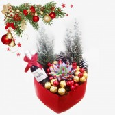 Kefraya Red Wine Christmas Package
