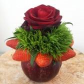 Fruit Single Rose