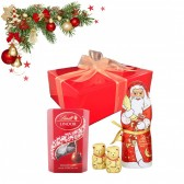 Lindt Christmas Box