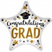 Congrat grad star Balloon