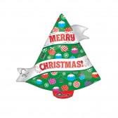 Tree Christmas Helium Balloon